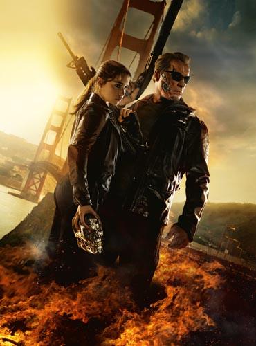 Terminator Genisys [Cast] Photo