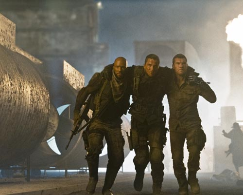 Terminator  Salvation [Cast] Photo