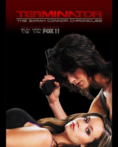 Terminator : The Sarah Connor Chronicles [Cast] Photo