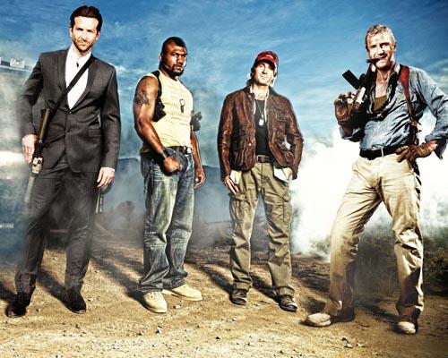 The A-Team [Cast] Photo