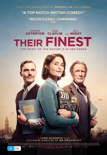 Their Finest [Cast] Photo