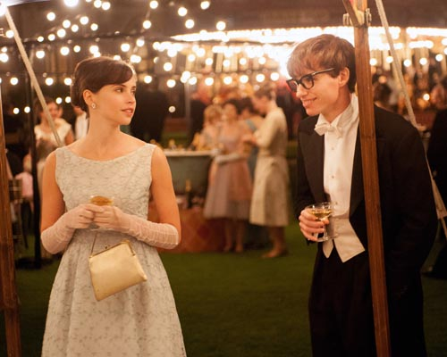 Theory of Everything, The [Cast] Photo