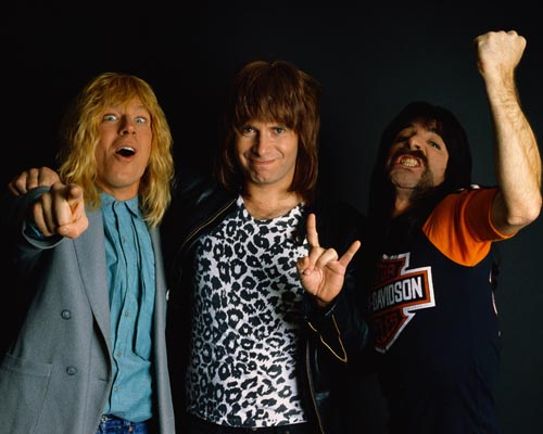 this is spinal tap cast photo. Black Bedroom Furniture Sets. Home Design Ideas