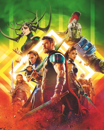 Thor Ragnarok [Cast] Photo