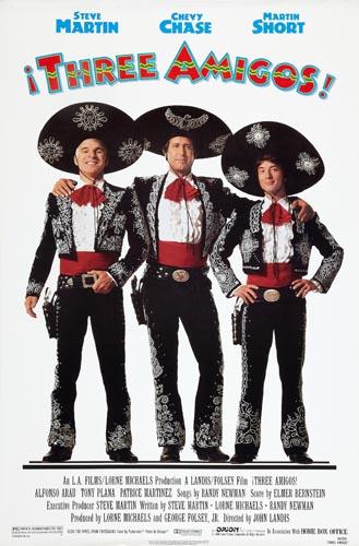 Three Amigos [Cast] Photo