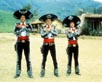 Three Amigos, The [Cast]