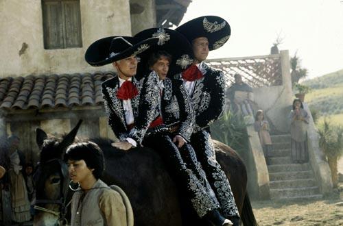 Three Amigos, The [Cast] Photo
