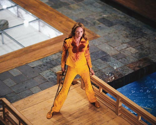 Thurman, Uma [Kill Bill] Photo