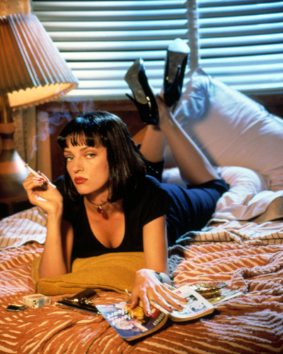 Thurman, Uma [Pulp Fiction] Photo