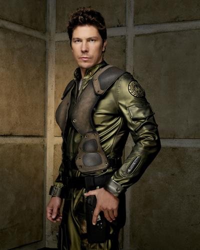 Trucco, Michael [Battlestar Galactica] Photo
