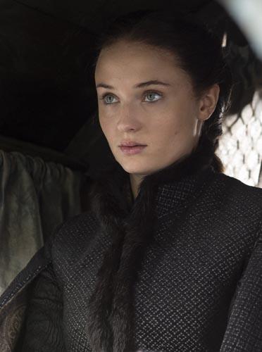 Turner, Sophie [Game of Thrones] Photo
