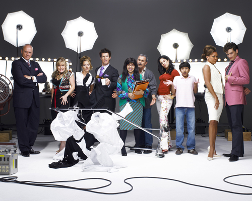 Ugly Betty [Cast] Photo