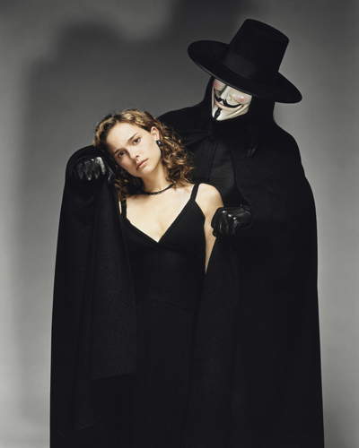 V For Vendetta [Cast] Photo