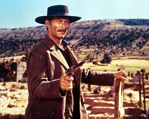 Van Cleef, Lee [The Good, The Bad and The Ugly] Photo