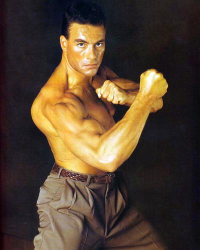 Van Damme, Jean Claude Photo