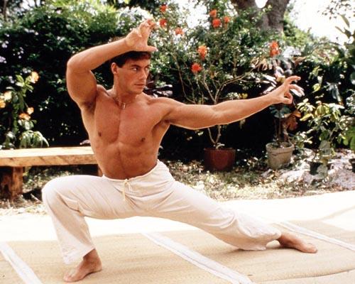 Van Damme, Jean Claude [Bloodsport] Photo