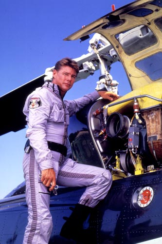 Vincent, Jan-Michael [Airwolf] Photo