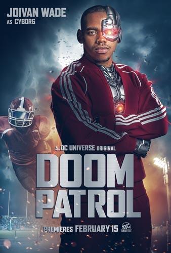 Wade, Joivan [Doom Patrol] Photo