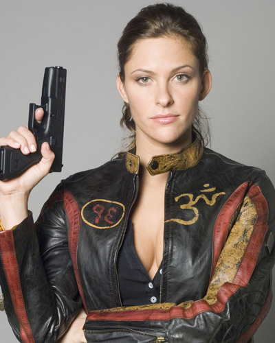 Wagner, Jill [Blade The Series] Photo