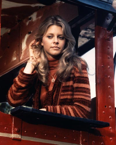 Wagner, Lindsay [The Bionic Woman] Photo