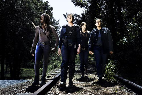Walking Dead, The [Cast] Photo