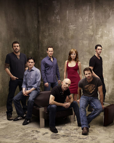 Watchmen [Cast] Photo