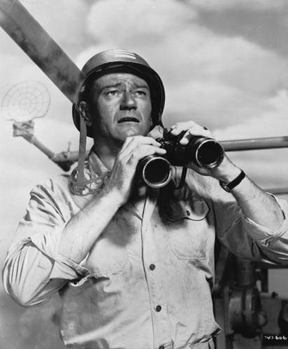 Wayne, John [Operation Pacific] Photo