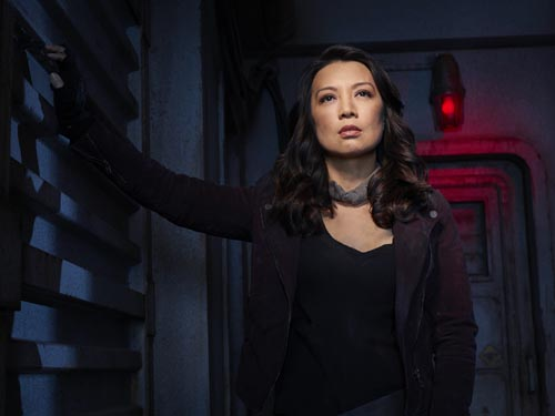 Wen, Ming-Na [Agents of SHIELD] Photo