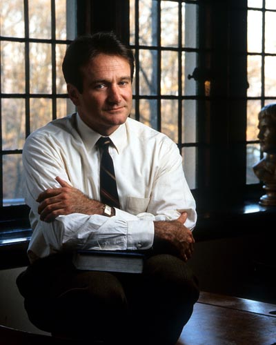 Williams, Robin [Dead Poets Society] Photo