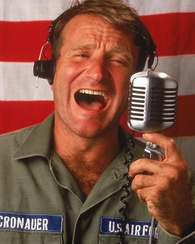 Williams, Robin [Good Morning Vietnam] Photo
