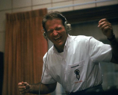 Williams, Robin [Good Morning Vietnam] Photo