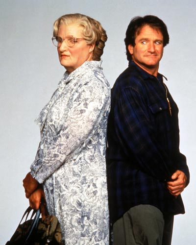 Williams, Robin [Mrs Doubtfire] Photo