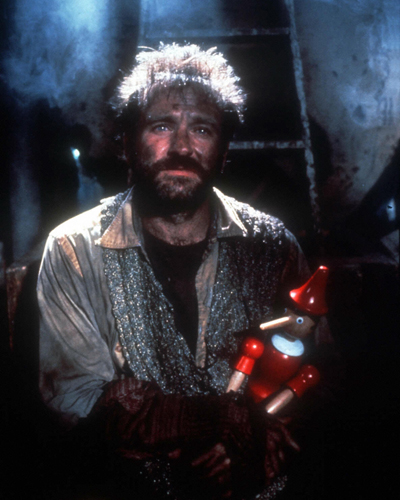 Williams, Robin [The Fisher King] Photo