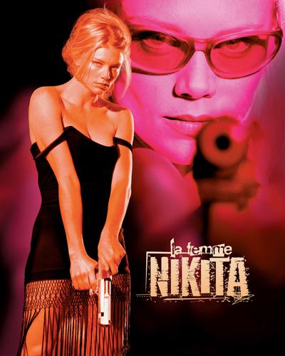 Wilson, Peta [La Femme Nikita] Photo
