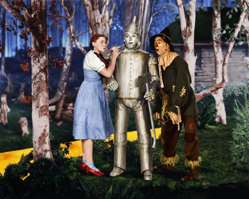 Wizard of Oz, The [Cast] Photo