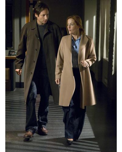 X-Files Movie, The [Cast] Photo