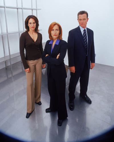 X-Files, The [Cast] Photo