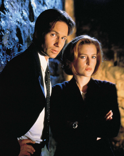 X-Files, The [Cast] Photo