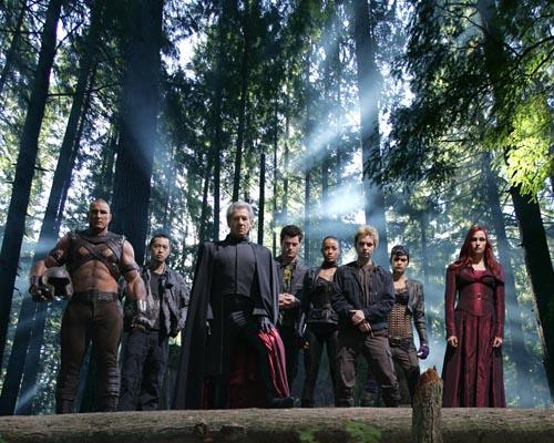 X-Men 3 [Cast] Photo