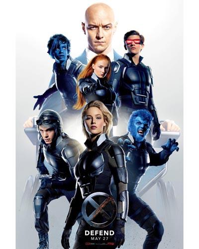 X-Men: Apocalypse [Cast] Photo