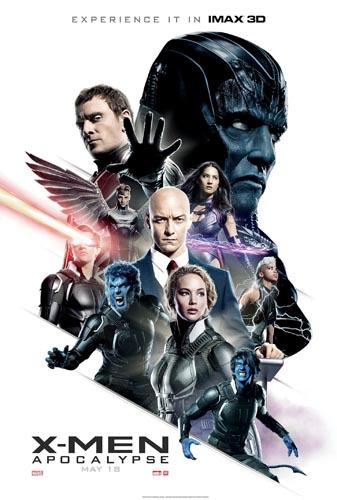 X-Men Apocalypse [Cast] Photo