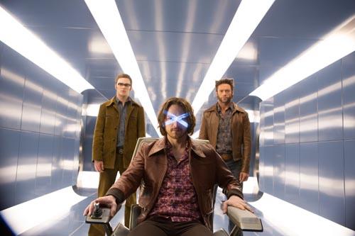 X-Men Days of Future Past [Cast] Photo