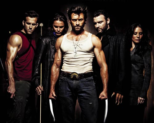 X-Men : Wolverine [Cast] Photo