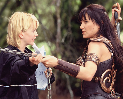 Xena : Warrior Princess [Cast] Photo
