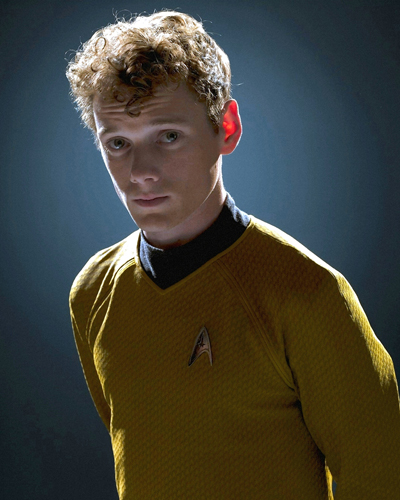 Yelchin, Anton [Star Trek] Photo