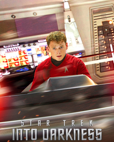 Yelchin, Anton [Star Trek Into Darkness] Photo