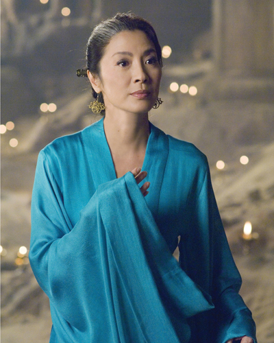 Yeoh, Michelle [The Mummy : Tomb of the Dragon Emperor] Photo