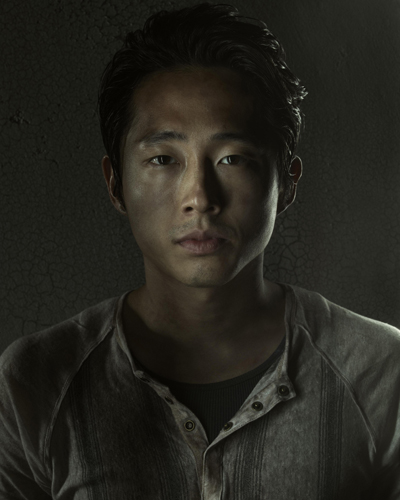 Yeun, Steven [The Walking Dead] Photo