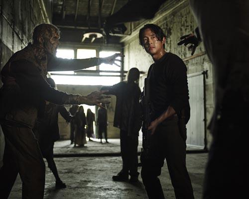 Yeun, Steven [The Walking Dead] Photo