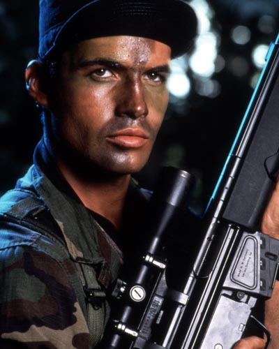 Zane, Billy [Sniper] Photo